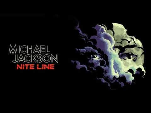 01-Michael Jackson - Nite Line (Nite Line demo album 2018)