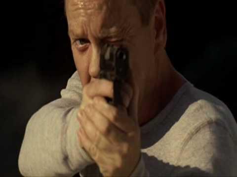Jack Bauer kills Curtis Manning