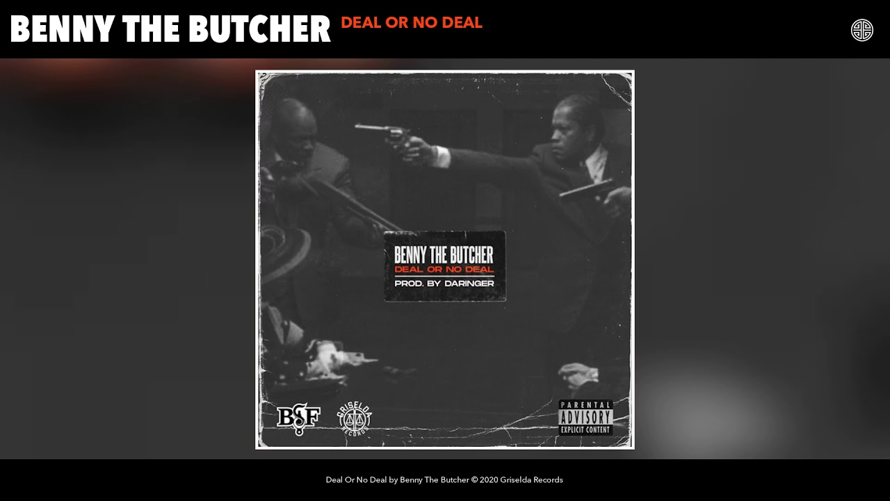 """Benny The Butcher Is a Supervillain On His """"Deal Or No Deal"""" Freestyle"""