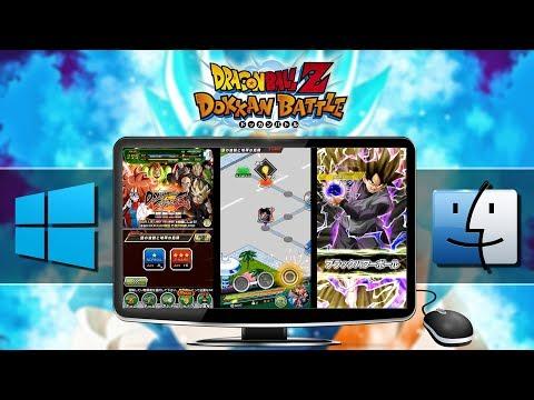 HOW TO PLAY Dragon Ball Z: Dokkan Battle [Japan] (Android/iOS Game) on Windows/Mac - BlueStacks - 동영상
