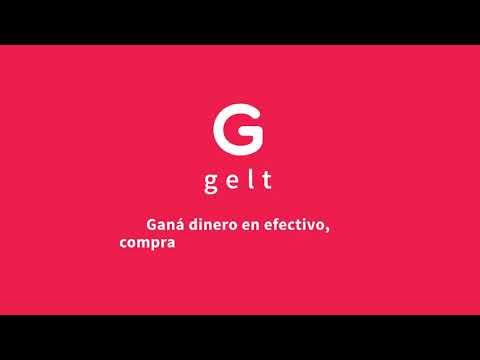Gelt Argentina - Ganá dinero en efectivo!