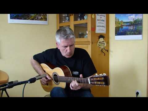 MRS. JAMIESON'S FAVOURITE (Acoustic guitar arrangement - Wolfgang Martens-)