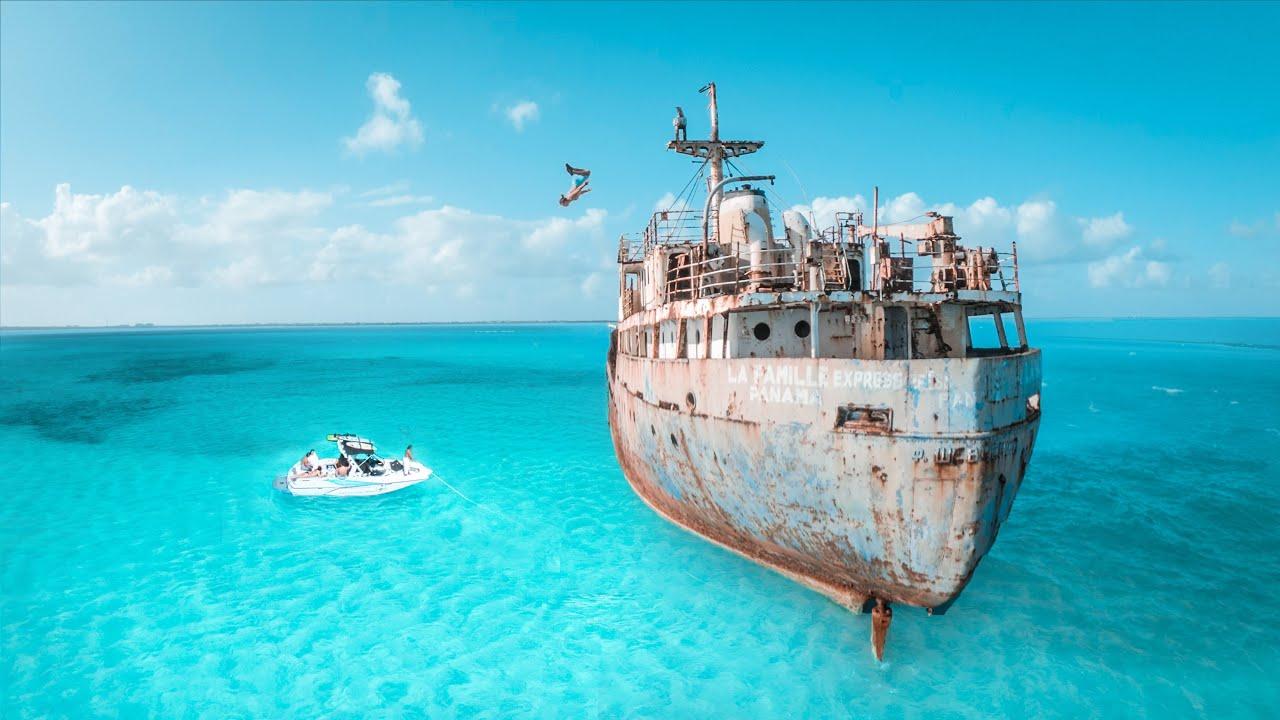 GoPro: Turks & Caicos - моето любимо преживяване някога!