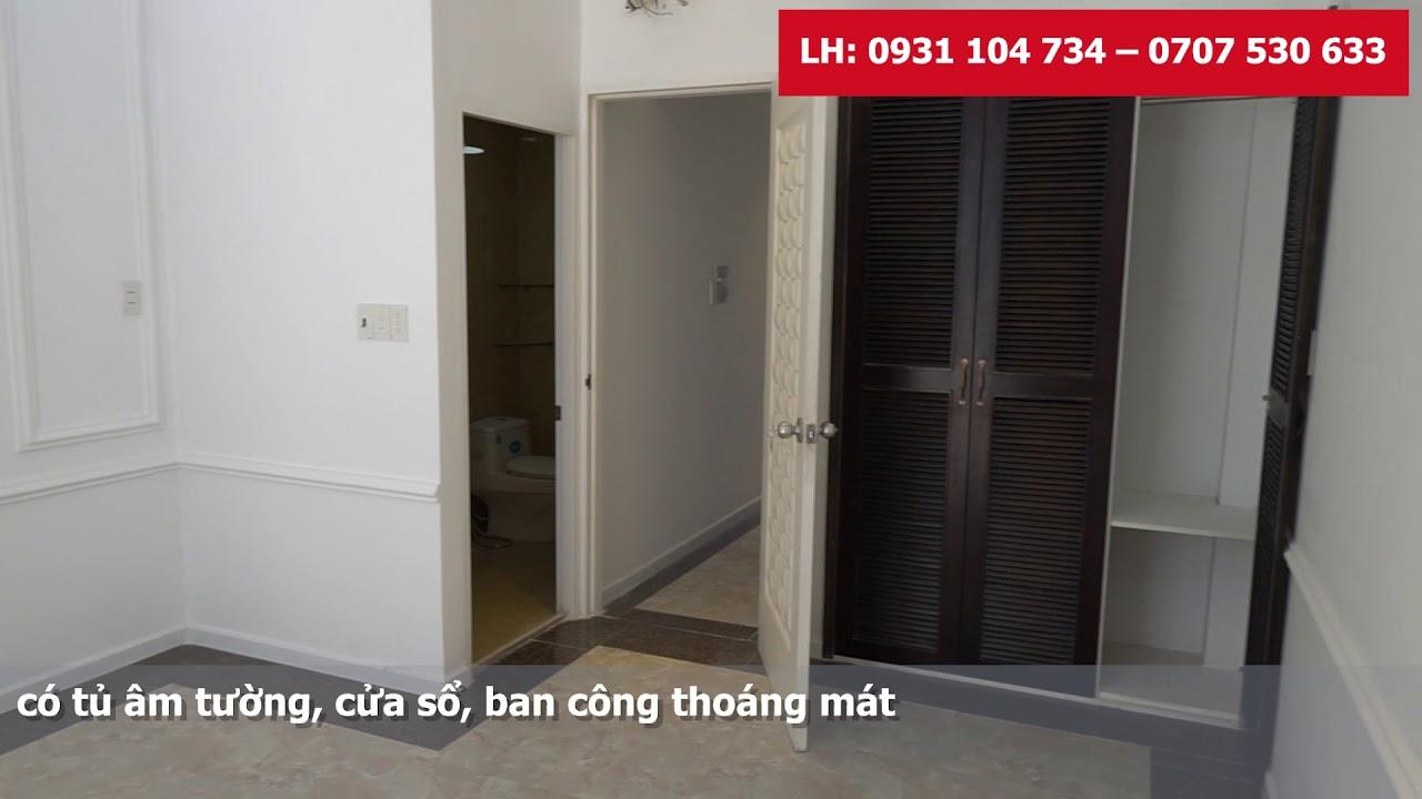 Bán nhà quận Gò Vấp giá rẻ (1 trệt 3 lầu)