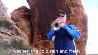 Moab Alcove Musician(s) # 7 How Great Thou Art