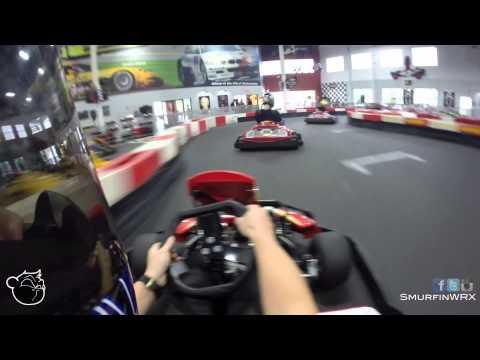 Go Kart Hits And Crashes | Subaru Driver