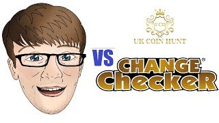 Christopher Collects vs Change Checker vs UkCoinHUNT The Competition