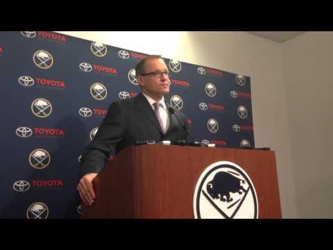 Buffalo Sabres vs Calgary post game 3/3/16