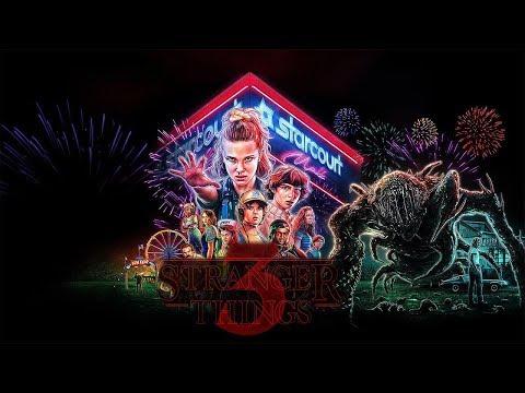 STRANGER THINGS SEASON 3 - Full Original Soundtrack OST