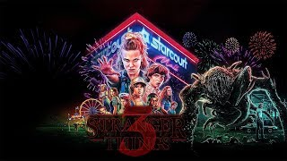 STRANGER THINGS SEASON 3 - Full Original Soundtrack OST