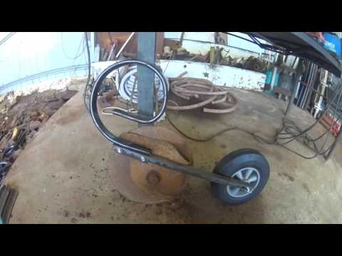 Building A Seed Drill Pt1