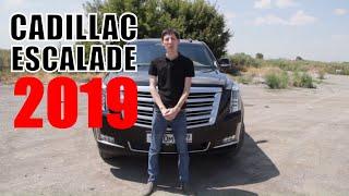 1 неделя на Cadillac Escalade 2019