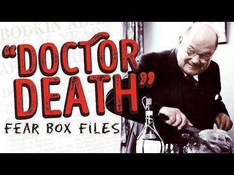 Doctor Death John Bodkin Adams, Fear Box Files