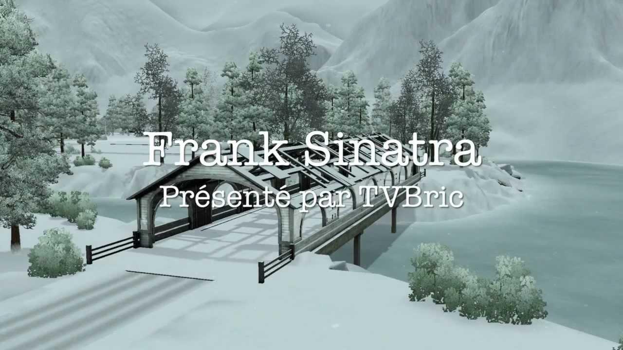 les sims 3 jingle bells frank sinatra lyrics video