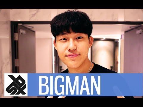UNBELIEVABLE VOICE CONTROL!  BIGMAN from South Korea