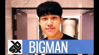 UNBELIEVABLE VOICE CONTROL!  BIGMAN from South Korea