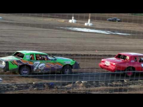 Wagner Speedway 5-26-17 Heat Race