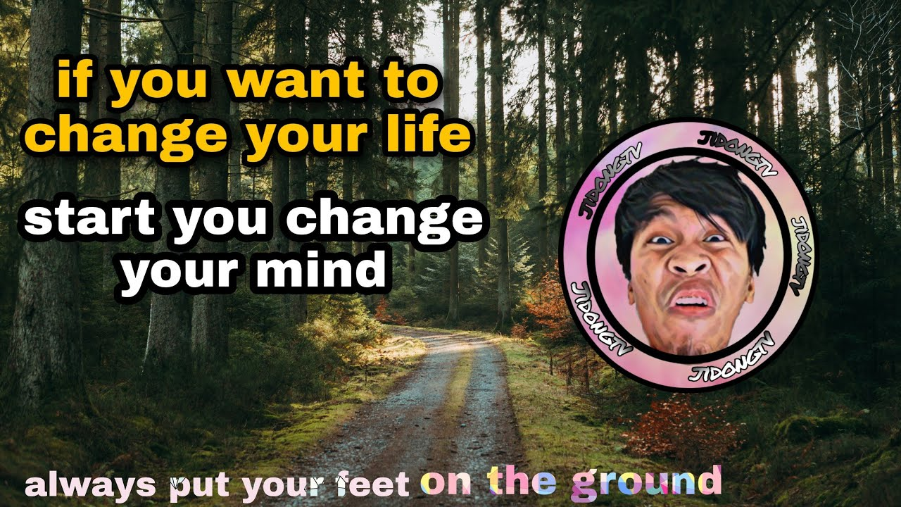 Always Put Your Feet On The Ground - YouTube