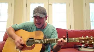 Blake Shelton - God's Country (Acoustic Cover) Video
