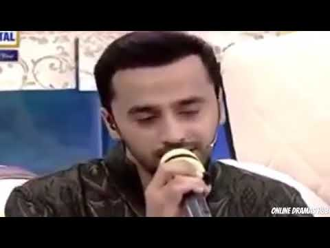 Heart touching tribute to Mom by Waseem badami