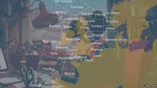 lofi hip hop vs BBC Radio 4 Shipping Forecast (Mashup) [feat. Neil Nunes & StackOne]