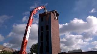 Высотный демонтаж зданий.(, 2016-08-05T08:22:01.000Z)