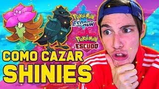 Cómo Capturar SHINY en Pokémon ESPADA y ESCUDO