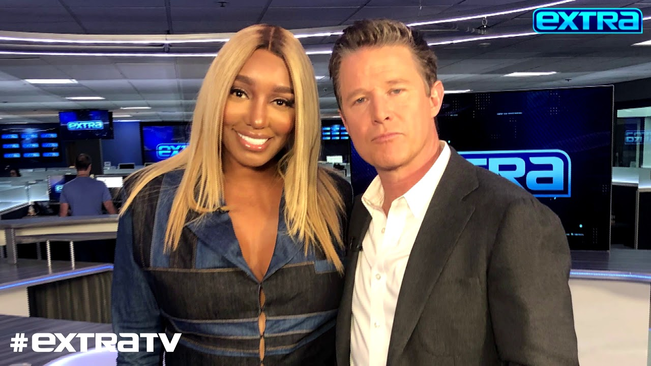 Guest Co-Host NeNe Leakes Gives Billy Her Show Notes