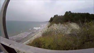 Черное море, Архипо-Осиповка(Видео из сказочного уголка Краснодарского края: весна, море, скалы, дикий пляж., 2016-04-11T21:37:02.000Z)