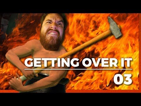 GETTING OVER IT - 03 - AU SECOURS !