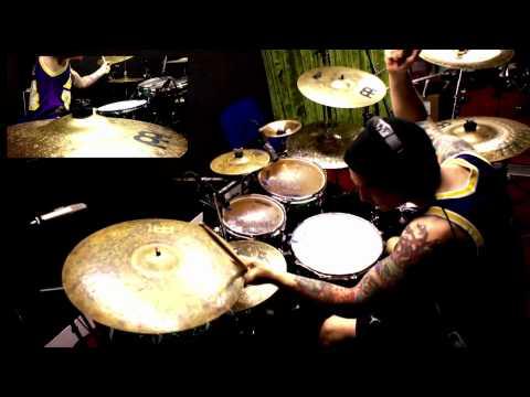 True Norwegian Jazz Metal - Craig Reynolds Drums