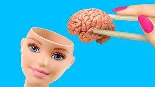 Школьные принадлежности для Барби – 13 идей!
