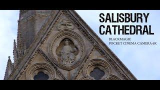 Salisbury Cathedral - BMPCC 6K