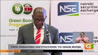 Green bond introduced in NSE