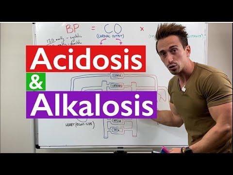 Ацидоз и алкалоз - ПРОСТОЕ