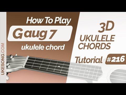 ukulele-chords---gaug7-|-3d-ukulele-chords-tutorial-#-216