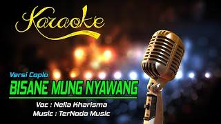 Download Mp3 Karaoke Lagu Bisane Mung Nyawang - Nella Kharisma