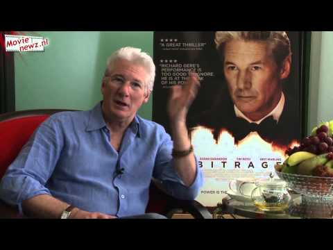 Richard Gere en Nicholas Jarecki over Arbitrage Mp3