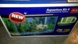 Aqua Culture 5 Gallon Led Fish Tank Kit