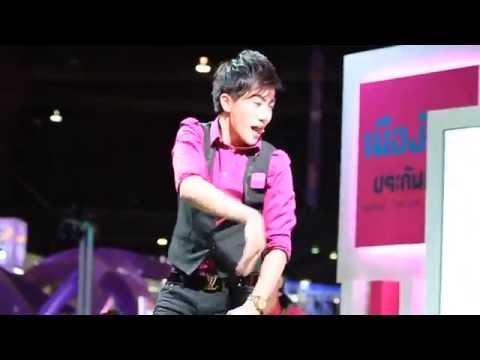 [Money Expo บูธเมืองไทยประกันชีวิต] ซีดี - คืนนี้อยากได้กี่ครั้ง 10/05/14