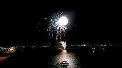 Bradenton Area RiverRegatta fireworks