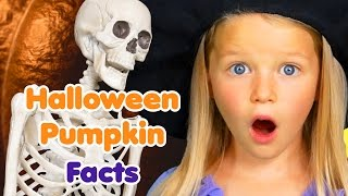 Halloween Facts (Pumpkins) | Halloween Video for Kids | Educational