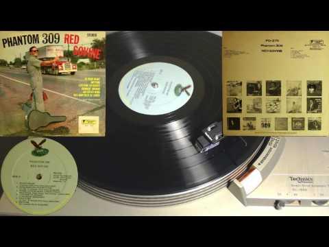 Mace Plays Vinyl - Red Sovine - Phantom 309 - Full Album