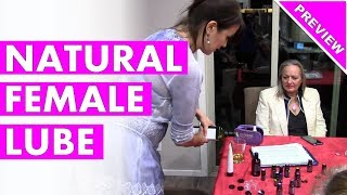 Natural Female Lubrication: Use These Sexy Time Essential Oils (Preview)