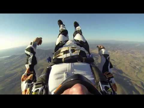 Skydiving Malfunction and Cut Away