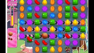 Candy Crush Saga Level 551 no boosters