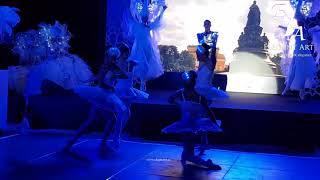"Luxury Dance show in Dubai -  ""Party like a Russian"" by Elegant Art Events, UAE"