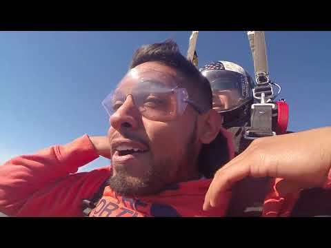 Tandem Skydive | Steve from Fort Worth, TX