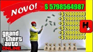 GTA V NOVO MONEY GLITCH PS4 & XBOX ONE - *DINHEIRO INFINITO* (GTA 5 MONEY GLICH SOLO NA DESCRIÇÃO)