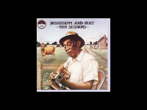 Mississippi John Hurt - Sessions (full album)